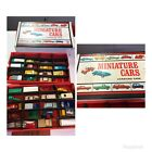 Vintage Lesney Matchbox Collection With Case 35 Carsestate Find