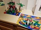LEGO Pirate's Islanders forbidden cove set # 6264 w/ instructions, 99%