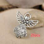 20pcs 1 Tibetan silver Tone Angel Pendant Charms Jewelry Crafts Beads Findings