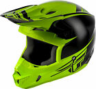 Fly Kinetic Sharp Off Road Motorcycle Helmet Dirt Bike Multi Colors and Sizes