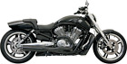 Bassani Black Road Rage II B1 Power 2 1 Exhaust for 07 17 Harley Vrod Vrscx