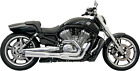 Bassani Chrome Road Rage II B1 power 2 1 Exhaust for 07 17 Harley Vrod Vrscx