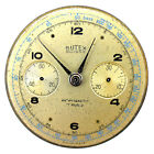 BUTEX SUISSE ANTIMAGNETIC 17 RUBIS DIAL AND MOVEMENT FOR PARTS OR REPAIRS