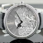 Harry Winston Midnight Moon Phase Watch - MIDQMP39WW001. MSRP $26,700