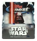 2018 Topps Finest Star Wars FACTORY SEALED Hobby Box Free S&H