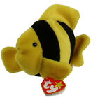 Ty Beanie Baby Bubbles the Fish NWT