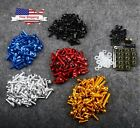 Complete Fairing Bolt Screws Kit for Suzuki GSXR600 GSXR1000 GSXR750 GSR GSF SV