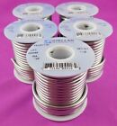 5 Pack of High Quality 60 40 Stained Glass Solder by Stellar Technical Solder