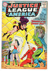 JUSTICE LEAGUE OF AMERICA 23 Silver Age Grade 50 Drones Of The Queen Bee