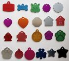 Liquidating Pet Dog Cat tags Bulk Shipping Discount shelters rescue 5 pc lots 1