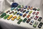Lot of 38 Hot Wheels Matchbox Character Diecast Cars Scooby Doo Disney Toy Story