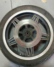1982 Honda CX500 Cx 500 Custom CX500C Front Wheel Rim 19 with Rotor Disc