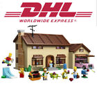 New 2020 Hot GIFT Custom The Simpsons House Lego Compitible 71006 + Manual Books