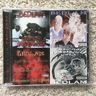 2001 BEDLAM CHEMICAL ANTHOLOGY CD ICP horrorcore rap hip hop detroit IMBALANCEZ