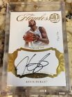 2016 17 Flawless KEVIN DURANT Gold Proof On Card Auto 1 1 Warriors Won't Last!!