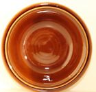 Sheffield Amberstone Homer Laughlin Fiesta Small 5 1/2'  5.5