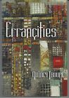 RARE Signed Inscribed ERRANCITIES Quincy Troupe 2012 1st 1st Poetry Softcover