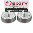 2pc 2 Wheel Spacers for Oldsmobile Cutlass Supreme Adapters Lugs 5x475 lh