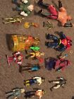Action Figure Toy Lot Stuff