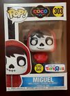 Glow Miguel From Coco Toys R Us Exclusive Funko Pop 303 GITD