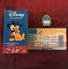 Mickey And Friends Disney Cricut Cartridge Unlinked
