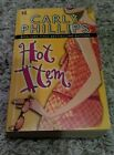 Hot Item by Carly Phillips 2006 Paperback