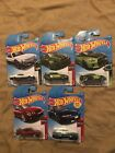 Hot Wheels 2019 Nissan Lot Of 5 Skyline Includes Super Treasure Hunt