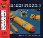 ARMED FORCES Take On The Nation RARE JAPAN CD OBI PSCW-1080