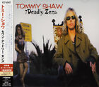 TOMMY SHAW 7 Deadly Zens +2 RARE JAPAN CD OBI VICP-60407 Styx