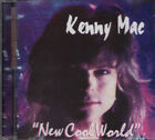 KENNY MAC New Cool World RARE ORIGINAL CD RR-005 Lickity Split