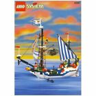 LEGO Pirate Imperial Armada Flagship (6280) w/ box and instructions!