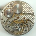 Southbend Pocket Watch Movement Grade Studebaker Spare Parts Repair