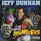 Dunham, Jeff - Minding the Monsters - Dunham, Jeff CD 3WVG The Fast Free