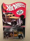 2011 Hot Wheels Collector Edition KMart Mail In CONVOY CUSTOM gold and black