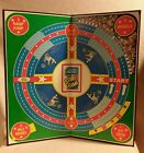 Evel Knievel Stunt Game Playing Board