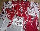 NEW AUTHENTIC TRACY McGRADY HOUSTON ROCKETS ADIDAS JERSEY SEWN! (PICK A SIZE)
