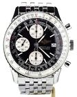 Breitling Navitimer Fighter Chronograph Steel Watch A13330