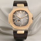 Patek Philippe Nautilus 5712GR-001 18k White & Rose Gold