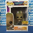 Funko Pop Groot with Candy Hot Topic Exclusive #264 Guardians of the Galaxy New