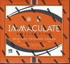 2018 PANINI IMMACULATE FOOTBALL FACTORY SEALED HOBBY BOX