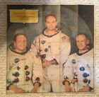 1969 Topps Man On The Moon Trading Cards Set NASA Apollo Armstrong Saturn V