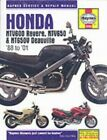 Honda NTV600 Revere, NTV650 and NT650 Deauville S... by Maunders, Barry Hardback