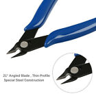 Flush Pliers Electrical Wire Cable Cutters Cutting Side Snips Nipper Hand Tools