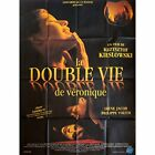 1991 DOUBLE LIFE OF VERONIQUE Kieslowski Irene Jacob French 47x63 movie poster