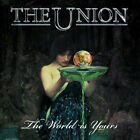 The Union : The World Is Yours CD (2013) Highly Rated eBay Seller, Great Prices