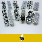 64 PC ORFS ORing Plug and Cap Hydraulic Flat Face Seal Fittings ORS 4 16 NO CASE