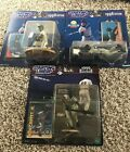 Starting Lineup Ken Griffey Jr of the Seattle Mariners. Lot of 3 Figures.