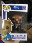 Disney's Beast From Beauty And The Beast As Funko POP! Vinyl