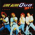 Status Quo - Live Alive Quo - Status Quo CD 3DVG The Fast Free Shipping