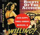 RIGHTS OF THE ACCUSED Kick-Happy, Thrill-Hungry +2 JAPAN CD OBI VICP-5065